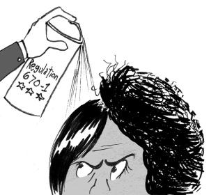army hair cartoon
