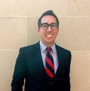 Ci3 Executive Director, Dr. Brandon Hill. Image courtesy of Dr. Brandon Hill.